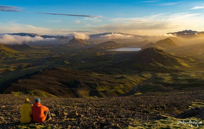Iceland, Laugavegur Trek